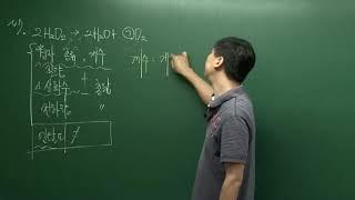 청평한샘기숙학원 화학 하석훈선생님 샘플영상