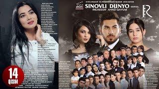 Sinovli dunyo (o'zbek serial) | Синовли дунё (узбек сериал) 14-qism