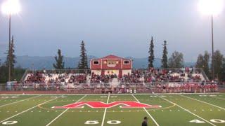 Wasilla Warriors vs Juneau-Douglas, Alaska High School Football