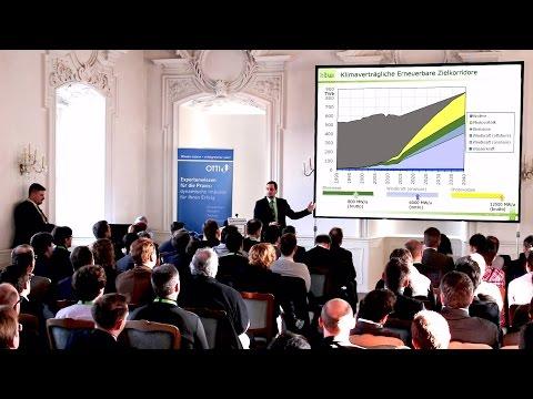 Wie viel Photovoltaik braucht die deutsche Energiewende?