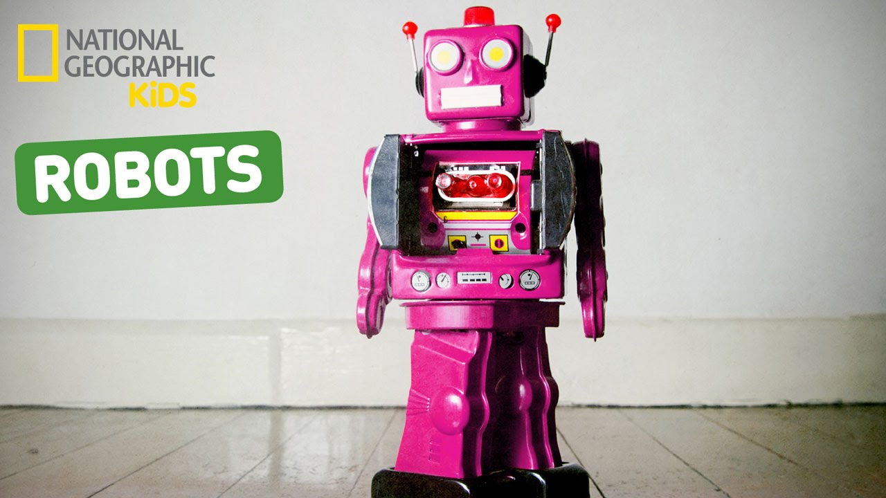 Robot games for kids online free