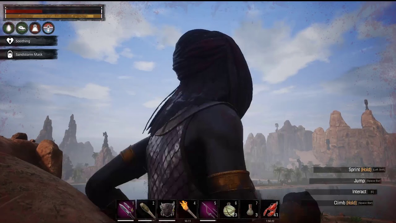 Conan Exiles Weekend