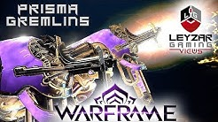 Prisma Twin Gremlins Build 2018 (Guide) - New & Teeming with Power (Warframe Gameplay)