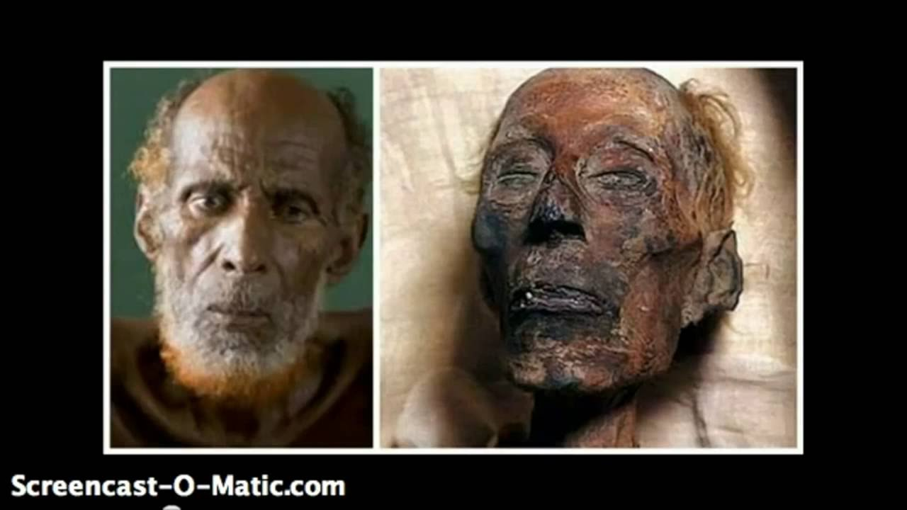 What Race Were Ancient Egyptians