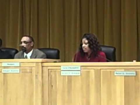 Birmingham Board of Education Votes on Superintendent