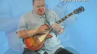 Jody Worrell Blues Guitar Solo