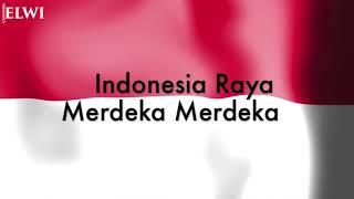 LAGU INDONESIA RAYA TEXT DAN VOCAL ORIGINAL | OFFICIAL