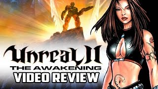 Unreal II: The Awakening PC Game Review
