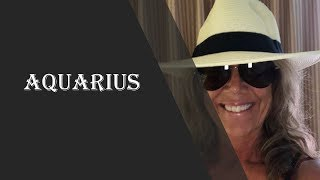 Aquarius ~ New Person That Is Your Person/Money Arrives!  Mid-Month General