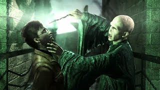 Harry Potter and the Deathly Hallows Part 2 Walkthrough #16 Voldemort