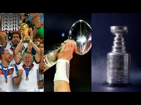 What Is the Best Trophy In Sports?