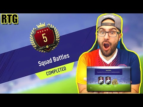 OMG 5th IN WORLD REWARDS! *ULTIMATE PACK* FIFA 18 Road To Fut Champions! Ultimate Team #19 RTG