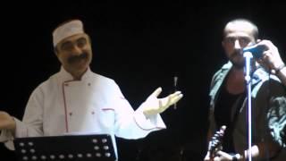 Leyla the band Küçükçiftlik konserinden erdal bakkala canlı bağlantı