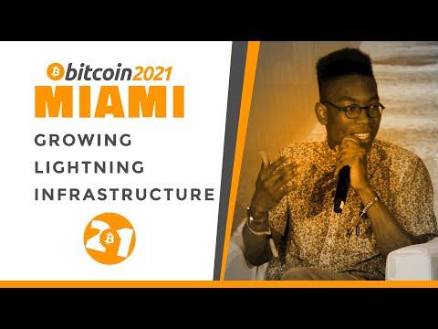 Bitcoin 2021: Growing Lightning Infrastructure