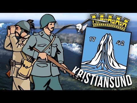 [Norsk] 🐳 INNE I WW2 BUNKERE!  |  Kristiansund |  Vlogg #24