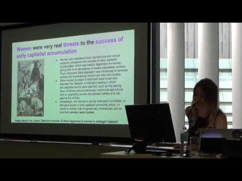 A Feminist History of Capitalism