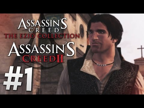 Let's Play | Assassin's Creed: The Ezio Collection (Assassin's Creed II) - #1 (Full HD/Xbox One)
