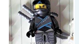 New Lego Ninjago Season 8 Sons Of Garmadon Nya Minifigure Image!