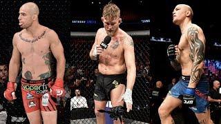Густафссон завершил карьеру, Смит о цели в UFC, Караханян об участии в Гран-При Bellator