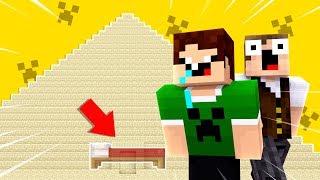 COMO CONSTRUÍRAM ISSO NO BEDWARS ?! - Minecraft (IMPOSSÍVEL)