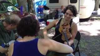 Rachel - Grace Forrest - Clifftop 2013