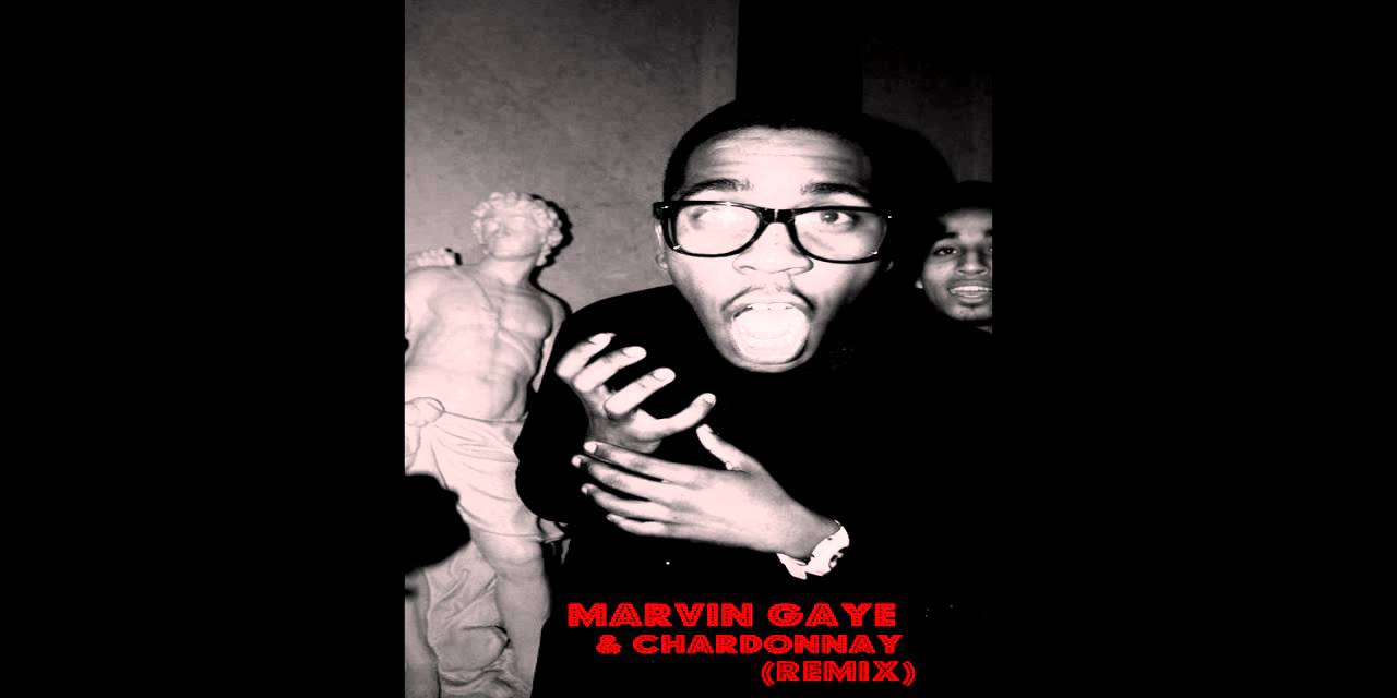 big sean marvin gaye and chardonnay