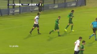 Sestese-Baldaccio Bruni 1-2 Eccellenza Girone B
