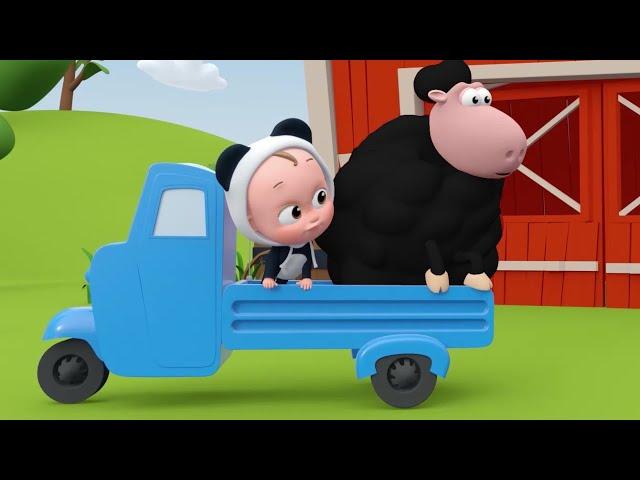Ba Ba Black Sheep Şarkısı - Mini Anima Çocuk Şarkıları