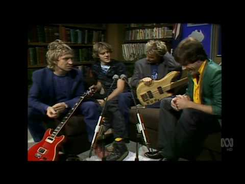 Countdown (Australia)-  Molly Meldrum Interviews The Police- March 16, 1980