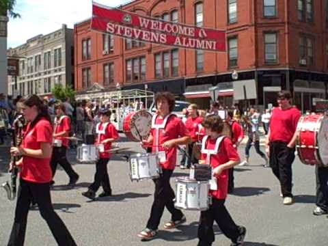 Claremont Middle School Marching Band