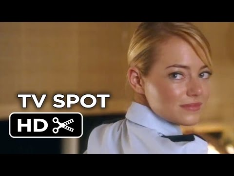 Aloha Extended TV SPOT - A Second Chance (2015) - Emma Stone, Bradley Cooper Movie HD