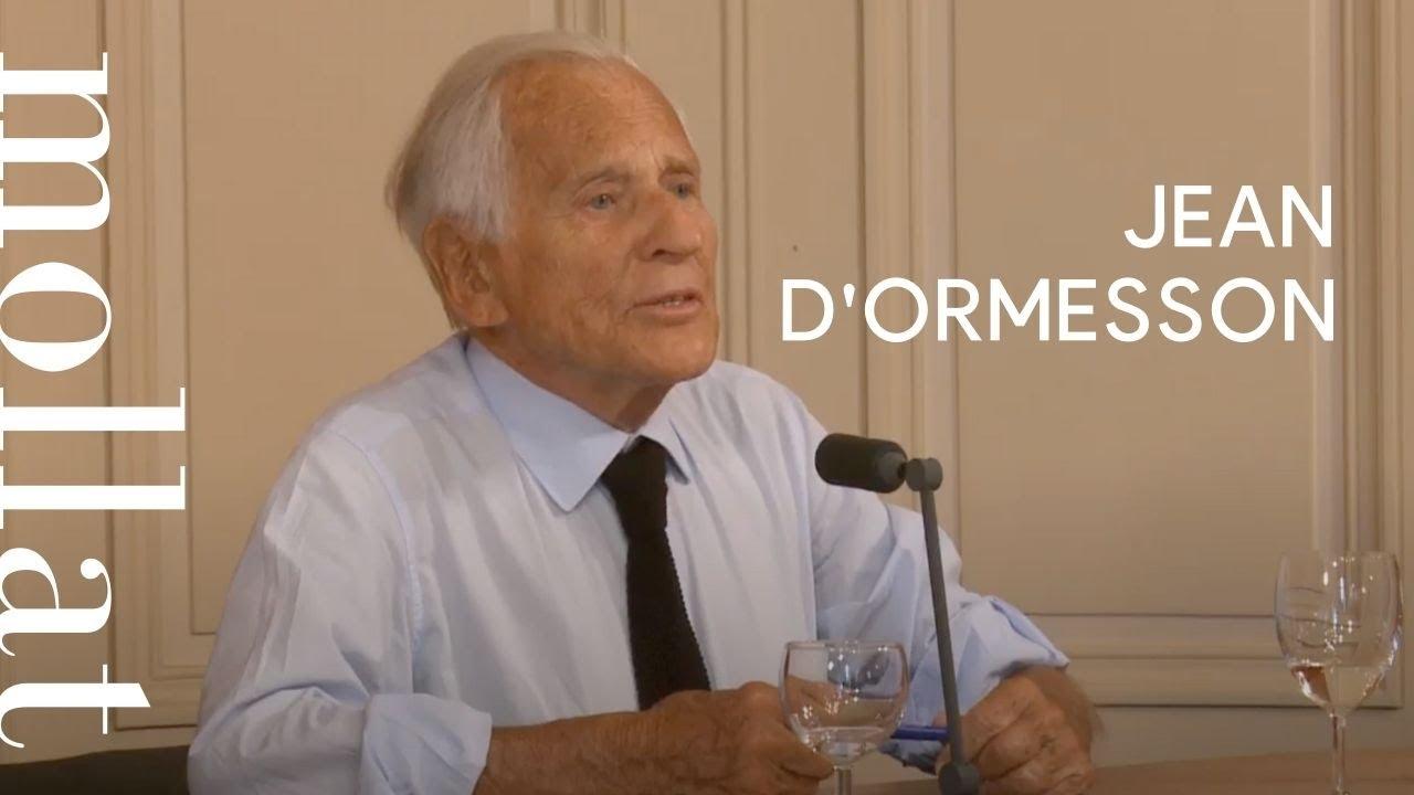 Jean d  Ormesson - C est l amour que nous aimons - YouTube d36455b4e115