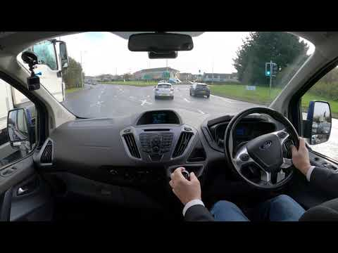 Ford Transit Custom 2 2 TDCi 290 L2H1 Limited 5dr 2016  | Review and Virtual Video Test Drive