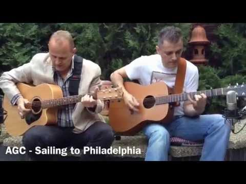 Acoustic Guitar Caffe - Sailing to Philadelphia (Mark Knopfler cover)