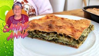 Ispanaklı Göçmen Böreği