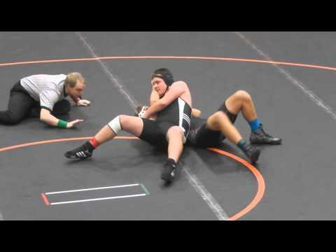 Sam Kessel wrestling in Washington