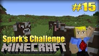 Immer schön die Taschen vollpacken! - Sparks Challenge #15 - [7/30]