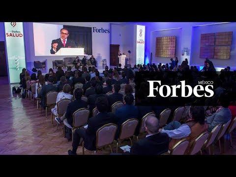 Así se vivió el primer Foro Forbes Salud 2018