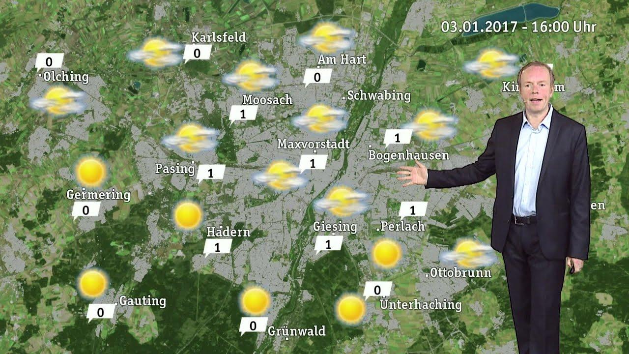 Das Wetter München