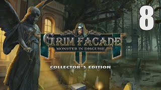 Grim Facade 7: Monster in Disguise CE [08] w/YourGibs - Part 8 #YourGibsLive #HOPA