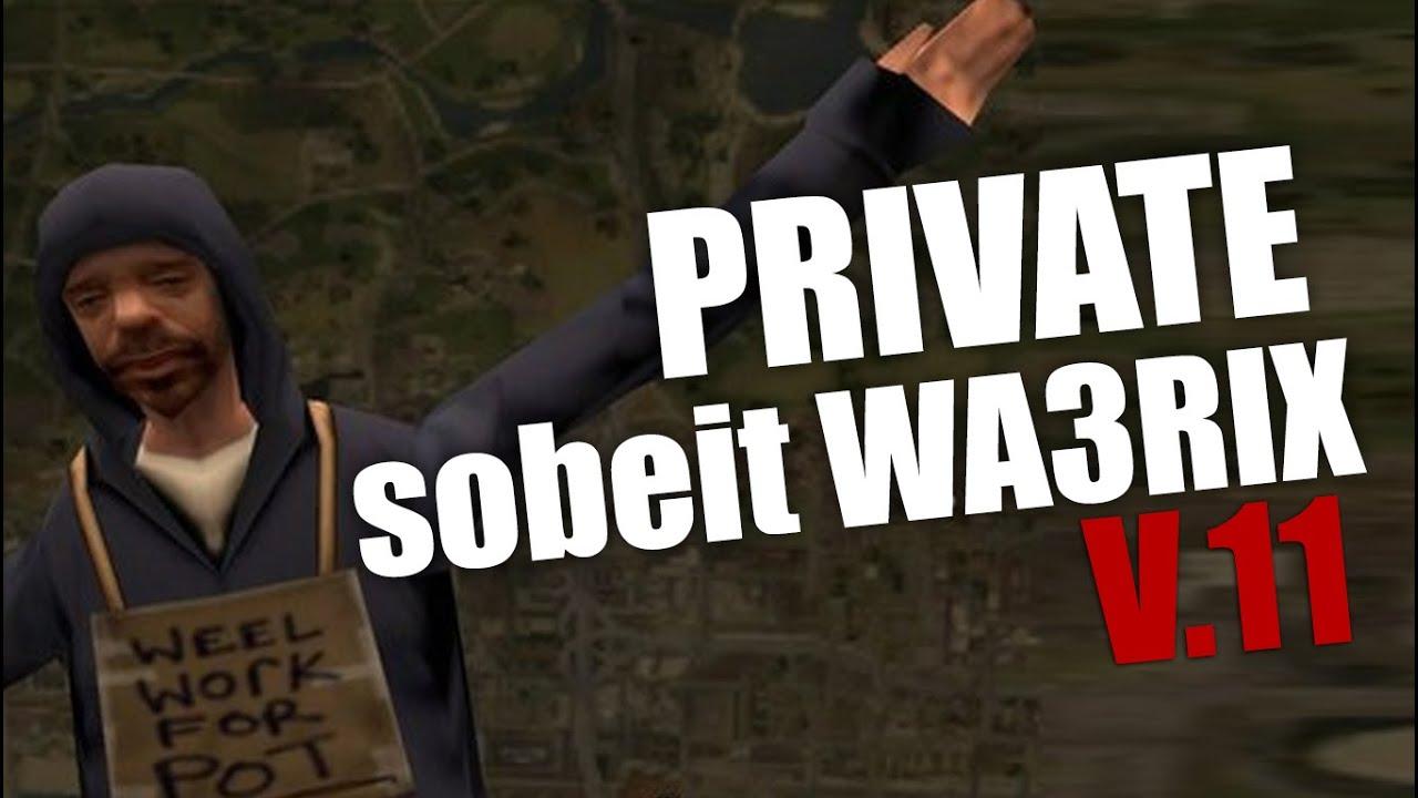 Samp 0 3 7 sobeit by wa3rix new 2017 обнова для фарма виртов youtube.