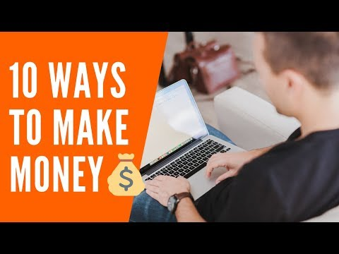 How to Make Money Online as a Student in 2019