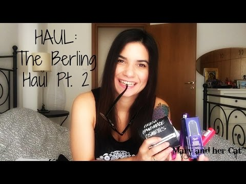HAUL: The Berlin Haul Pt. 2 | Mary and her Cat