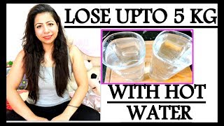 Hot Water for Weight Loss | Benefits of Drinking Hot Water for Health & Weight Loss | Fat to Fab