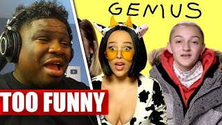 AbSoLuTe WorSt Of GeNiUS🙃 *compilation* - REACTION