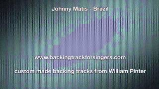 Johnny Matis Brazil