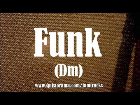 Jazz Funk Backing Track (D Dorian) - Quist