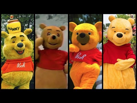 Evolution of Winnie The Pooh In Disney Theme Parks! DIStory Ep. 12! Disney Theme Park History!