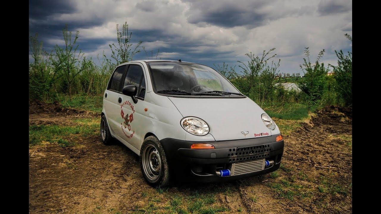 Matiz Turbo - No Exhaust - YouTube