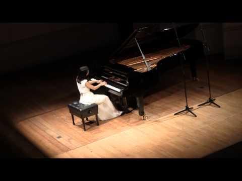 Miku Nishimoto-Neubert, Piano - Mendelssohn, Variations sérieuses Op. 54